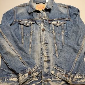 Levi Strauss &Co Denim Jacket